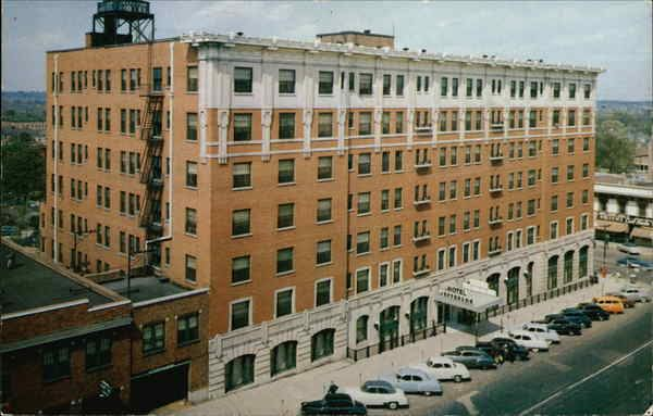 The Jefferson Hotel, Columbia, SC, was the first meeting site for ATD Midlands in the 1940's.